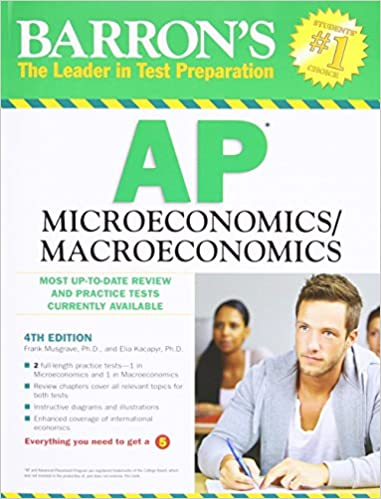 Amazon microeconomics business finance books barrons ap microeconomicsmacroeconomics 4th edition barrons study fandeluxe Choice Image