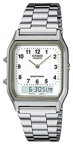Casio General Digital Analog Combination AQ 230A 7BMQ product image