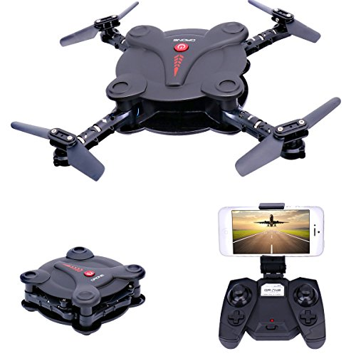 Dwi Dowellin Quadcopter Pocketable Helicopter product image