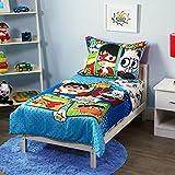 Ryans World Ryan's World 4Piece Toddler Bedding