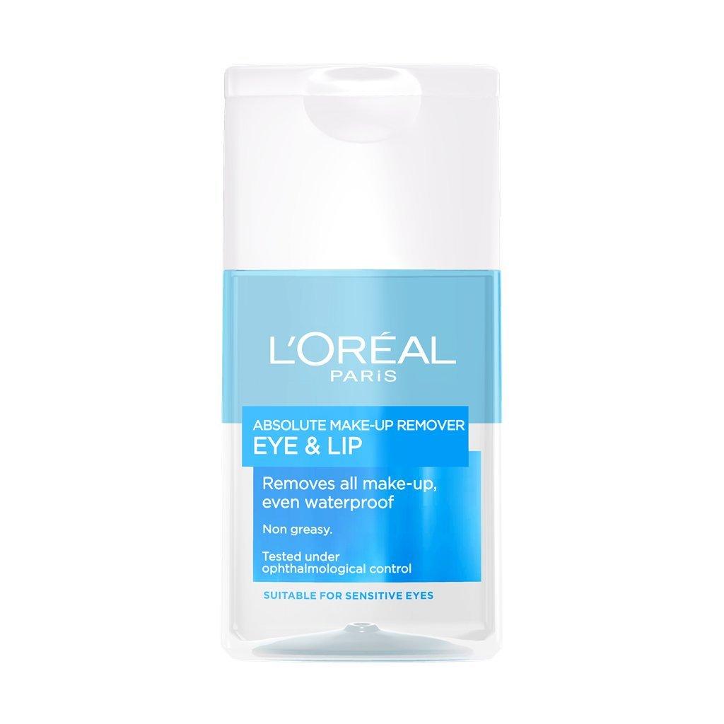 L'Oreal De-maq expert Absolute Eye & Lip Make-up Remover, 125ml L'Oréal 3600521194928