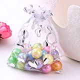 Wuligirl 100 PCS 3.54 by 4.72 inches Mixed Color