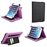 Vortex PU Leather Tablet Case with Stand and Credit Card Holders for MATSUNICHI MARQUIS PAD MP977 9.7