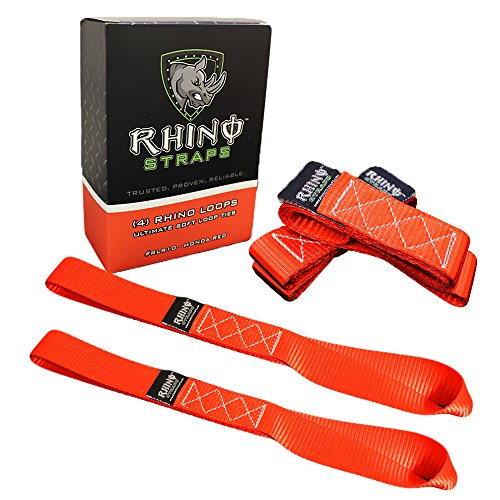 RHINO USA Loops Motorcycle Straps