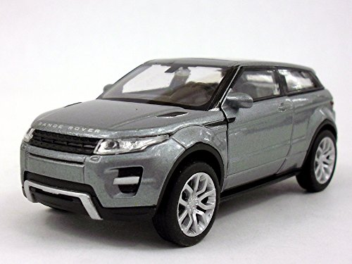 32 - 1/39 Aprox. Scale Diecast Metal Model - SILVER ()