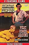 Jerry Reed: 2 Feature Films: What Comes Around and Concrete Cowboys (2-Movies in 1) Starring Tom Seleck and Bo Hopkins