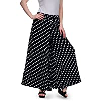 STOP LOOK Women's Crepe Regular Fit Palazzos