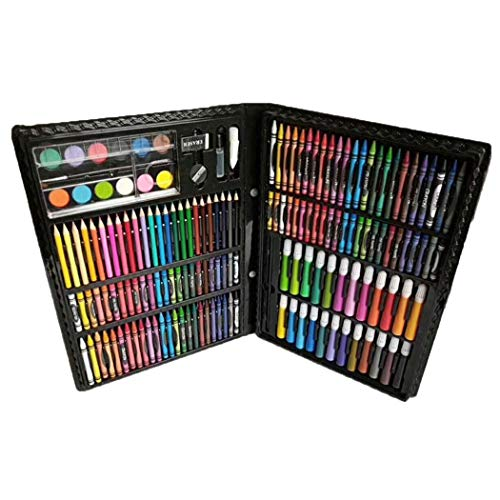 Neudas Children Painting Tool Graffiti Coloring Watercolor Pen Set School Supplies Permanent Markers by neudas (Image #2)