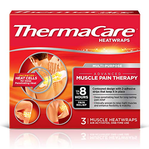 ThermaCare Heatwraps Neck Shoulder