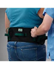Posey Deluxe Transfer/Gait Belt W/Quick Release Buckle - Waist 30 To 66 - Model 6537QDX