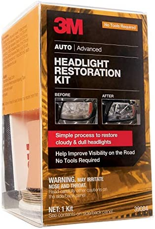 [해외]3M 39084 Headlight Restoration Kit / 3M 39084 Headlight Restoration Kit