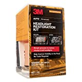 Best Headlight Restorers - 3M 39084 Headlight Restoration Kit Review