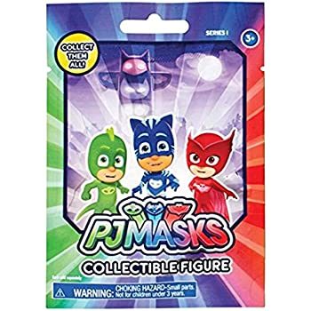 Set of 3: PJ MASKS - Blind Bags Collectible Figures