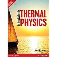 Introduction to Thermal Physics [Paperback] [Jan 01, 2014] Schroeder