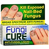 FungiCure Anti-Fungal Liquid Treatment 1 fl oz (30 ml)(Pack of 12)