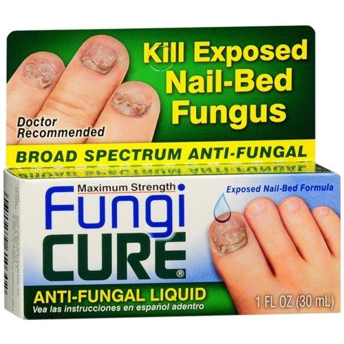 FungiCure Anti-Fungal Liquid Treatment 1 fl oz (30 ml)(Pack of 1)