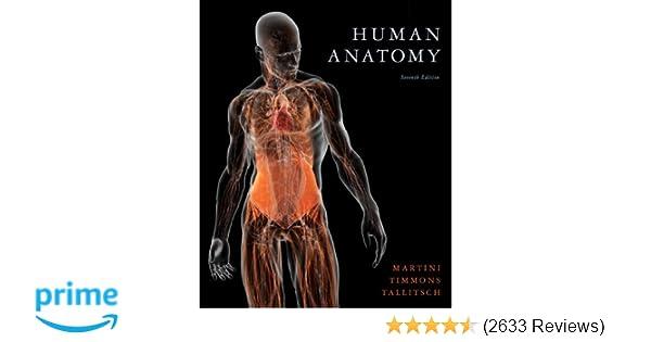 Human Anatomy 7th Edition 9780321688156 Medicine Health