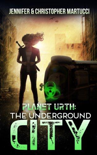 Planet Urth Underground City Book ebook product image