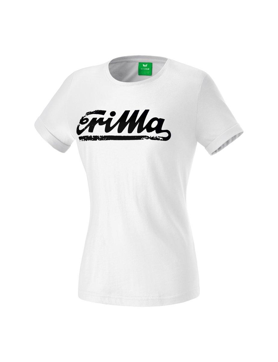 Erima Damen Retro T-Shirt