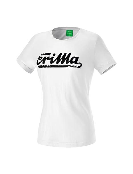 Shirt T Shirt Femme Erima T Erima Basics Basics Femme SzVqpUM