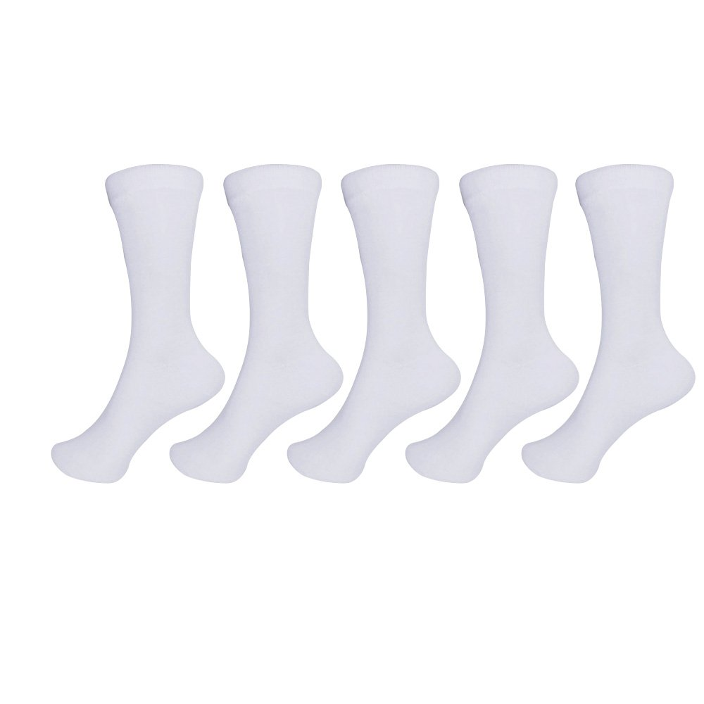 Pack Of 5 KHI Little Boys Aircell Lycra Cotton Melted Socks