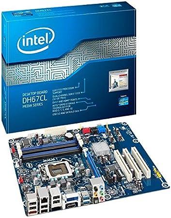 Amazon.com: Intel Boxdh67clb3 Dh67cl Motherboard LGA 1155 ATX Form ...