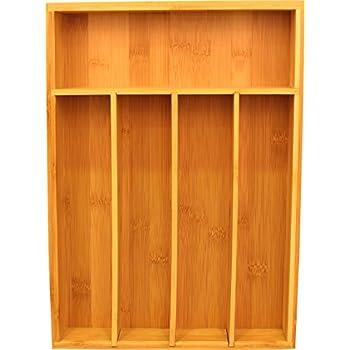 Amazon Com Organic Bamboo Utility Drawer Heim Concept 6