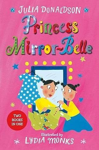 book cover of Princess Mirror-Belle