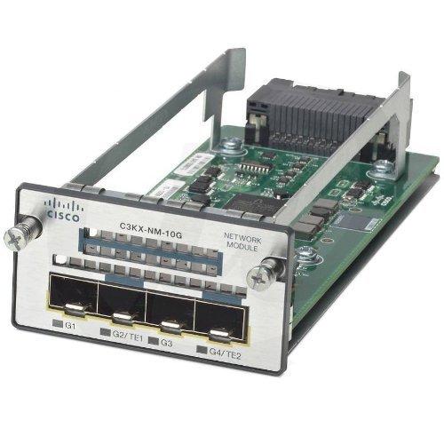 Cisco C3KX-NM-10G Catalyst 3k-x 10g Network from Cisco