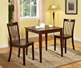 30-Square-Cherry-Finish-Solid-Wood-Dining-Room-Kitchen-Leg-Table