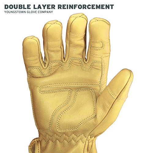 Youngstown Glove 12-3265-60-L Ground Glove Performance Work Gloves, Large, Tan by Youngstown Glove Company (Image #4)