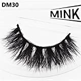 GreatFun 1 Pair Luxury 3D False Lashes Eyelashes Long Strip Party Makeup Lash Extension
