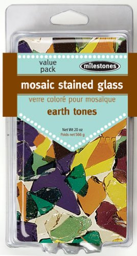 - Milestones Value Pack Earth Tone Stained Glass