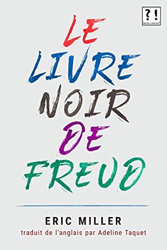 Le Livre Noir De Freud French Edition