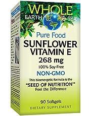 Natural Factors Sunflower Vitamin E 400 IU 90sg
