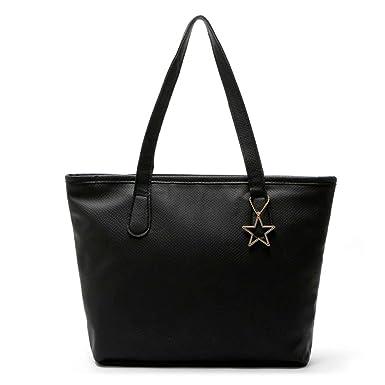 Amazon.com: Bolsas de moda 2018 para mujer, famosas marcas ...