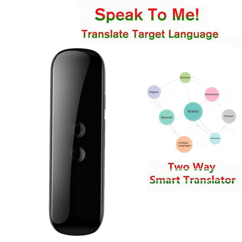 TOOGOO 3 in 1 Smart Stimme /üBersetzer Ger?T Elektronischer Sprach//Text//Foto Sprach Sofort /üBersetzer