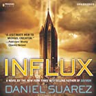 Influx Audiobook by Daniel Suarez Narrated by Jeff Gurner