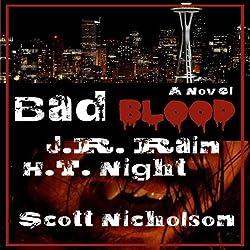 Bad Blood: A Vampire Thriller (The Spider Trilogy Book 1)