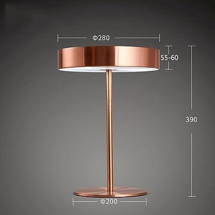 Lámpara de mesa de dormitorio Lámparas decorativas ...