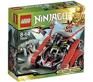 Garmatron Playthèmes Construction De Lego Jeu 70504 Ninjago wvmN8n0