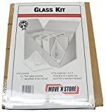 Foam Glass Pouches Kit for Moving - MBX-121