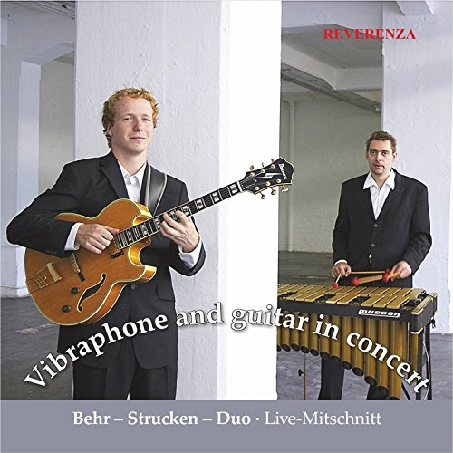 Vibraphone and Guitar in Concert (Live)