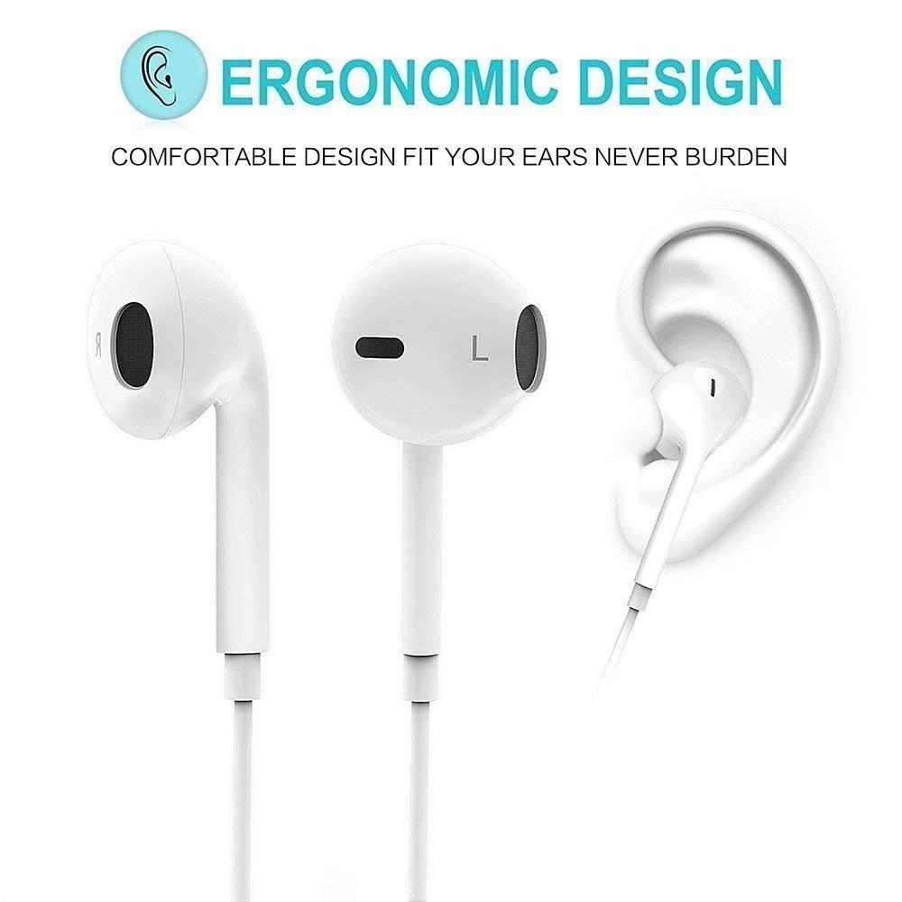 Auriculares Bluetooth, Auriculares InAuriculares Bluetooth V4.1 Inalambricos Deportivos,Auriculares Manos Libre Estéreo con Micrófono Cancelación de Ruido ...