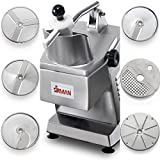 Sirman 40752558W6 TM A6 Continuous Feed Food Processor, 6 Plates Included (Pack of 7)