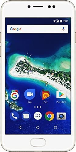 General Mobile gm 6 Android One Smartphone en Color Oro (5 ...