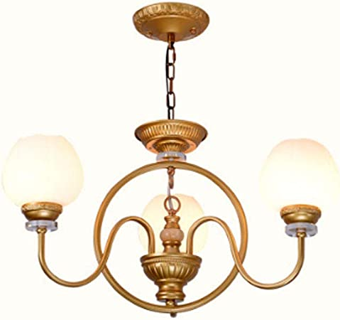 Chandelier Light Shades Ceiling Lamp Simple Wrought Iron
