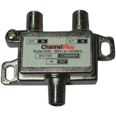 Channel Plus 2532 Two-Way Splitter/Combiner (Set of 2)