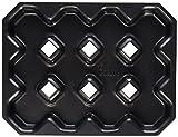 Fox Run Bakelicious CRISPY CORNERS BROWNIE PAN Nonstick Carbon Steel With Metal