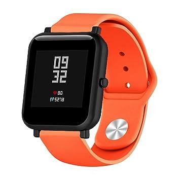 SongNi® for Xiaomi huami AMAZFIT Bip Youth Straps Correas ...